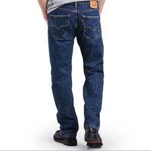 505™ Regular Fit Men's Jeans 34x34